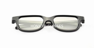 Eco friendly Reald 3D Polarized Glasses For Theater Use