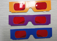 চীন Decoder Glasses for Sweepstakes and Prize Giveaways - Red / Red কোম্পানির