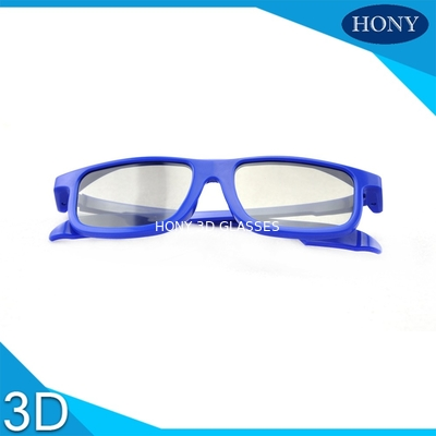চীন Passive circular polarized 3D glasses পরিবেশক