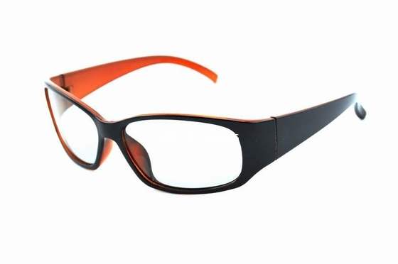 চীন Plastic Frame Linear Polarized 3D Glasses For Cinema Anti Scratch Lenses পরিবেশক